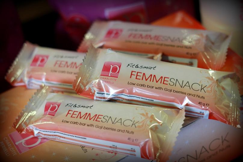 fitandsmart femme snack