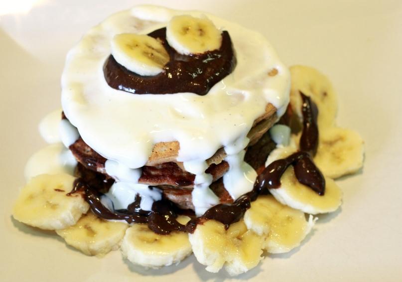 protein pannekake